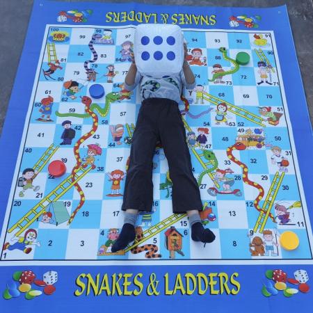 Joc Snakes & Ladders Jumbo4