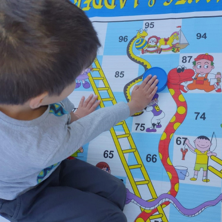 Joc Snakes & Ladders Jumbo3