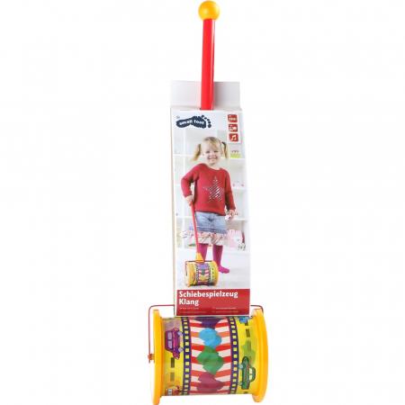 Jucarie de impins / Push Along Toy Melody - Legler1
