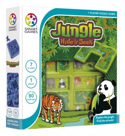Jungle - Hide & Seek0