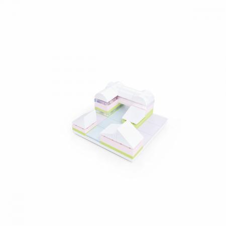 Kit constructii Tiny Town 02 Arckit2