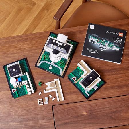 Lego Architecture Casa Alba 21054 [5]