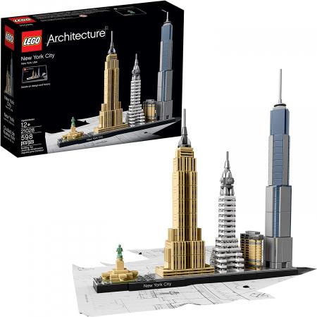 Lego Arhitecture New York 210284