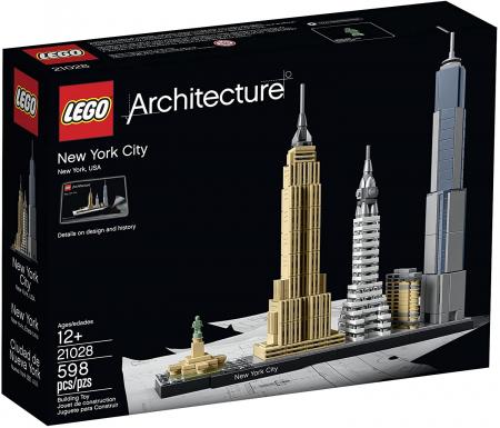 Lego Arhitecture New York 210280