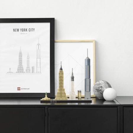Lego Arhitecture New York 210282
