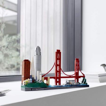 Lego Architecture  San Francisco 21043 [2]