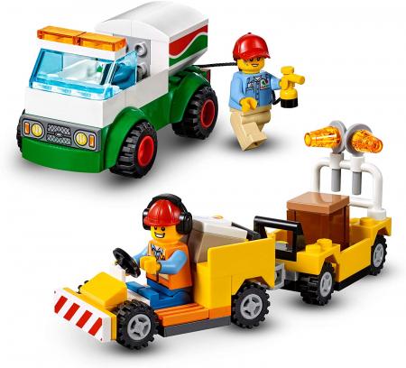 LEGO CITY  AEROPORT CENTRAL 60261 [4]