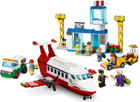 LEGO CITY  AEROPORT CENTRAL 60261 [1]