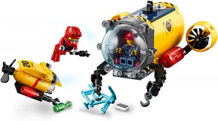 LEGO CITY  BAZA DE EXPLORARE A OCEANULUI 60265 [3]