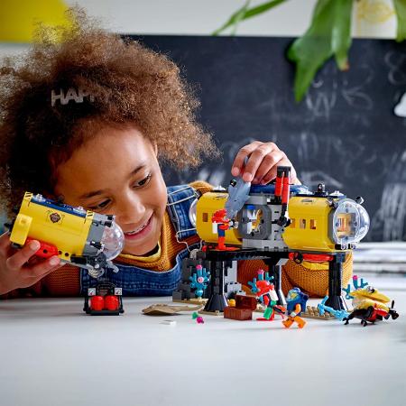 LEGO CITY  BAZA DE EXPLORARE A OCEANULUI 60265 [2]