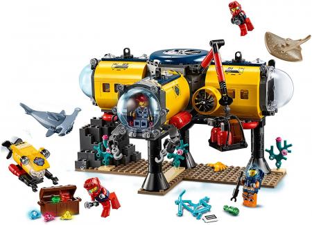 LEGO CITY  BAZA DE EXPLORARE A OCEANULUI 60265 [1]