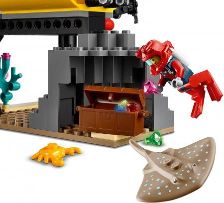 LEGO CITY  BAZA DE EXPLORARE A OCEANULUI 60265 [4]
