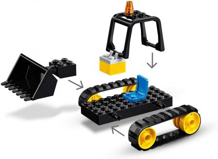 LEGO CITY BULDOZER PENTRU CONSTRUCTII 60252 [3]