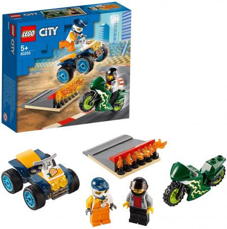 LEGO CITY ECHIPA DE CASCADORII 60255 [4]