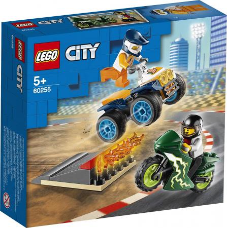 LEGO CITY ECHIPA DE CASCADORII 60255 [0]