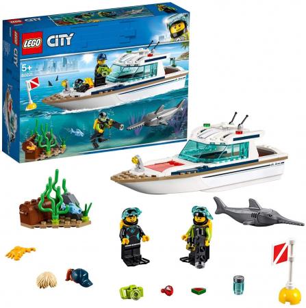 LEGO CITY IAHT PENTRU SCUFUNDARI 60221 [5]