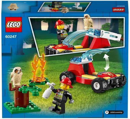 LEGO CITY INCENDIU DE PADURE 60247 [6]