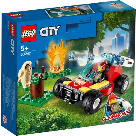 LEGO CITY INCENDIU DE PADURE 60247 [0]