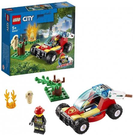 LEGO CITY INCENDIU DE PADURE 60247 [3]