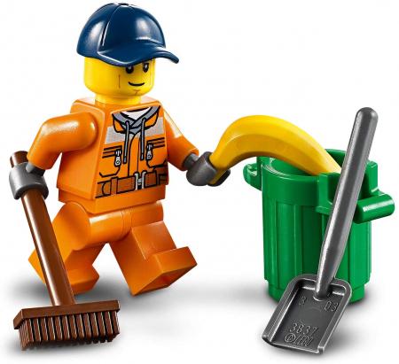 LEGO CITY MASINA DE MATURAT STRADA 60249 [4]
