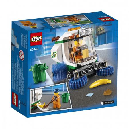 LEGO CITY MASINA DE MATURAT STRADA 60249 [8]