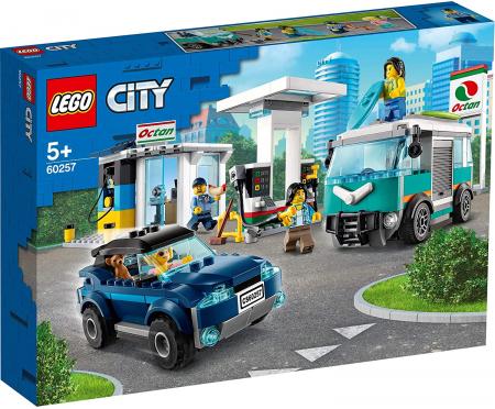 LEGO CITY STATIE DE SERVICE 60257 [0]