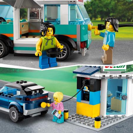 LEGO CITY STATIE DE SERVICE 60257 [6]