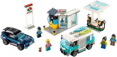 LEGO CITY STATIE DE SERVICE 60257 [7]