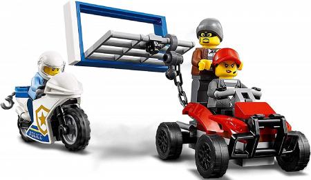 LEGO CITY TRANSPORTUL ELICOPTERULUI DE POLITIE 60244 [7]
