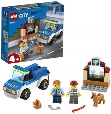 LEGO CITY UNITATE DE POLITIE CANINA 60241 [3]