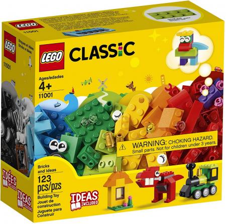 LEGO CLASSIC CARAMIZI SI IDEI 11001 [0]