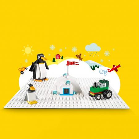 LEGO CLASSIC PLACA DE BAZA ALBA 11010 [4]
