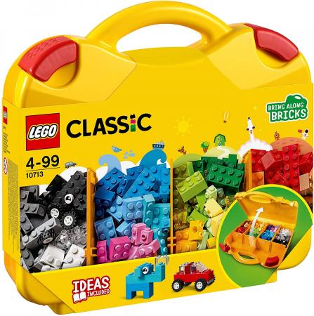 LEGO CLASSIC VALIZA CREATIVA 10713 [0]