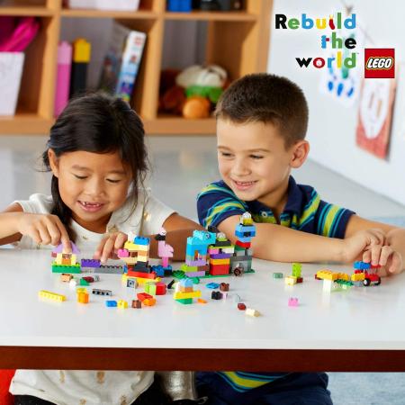 LEGO CLASSIC VALIZA CREATIVA 10713 [2]