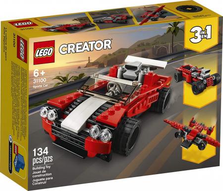 LEGO CREATOR 3IN1 MASINA SPORT 31100 [0]