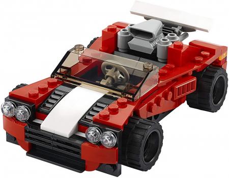LEGO CREATOR 3IN1 MASINA SPORT 31100 [1]