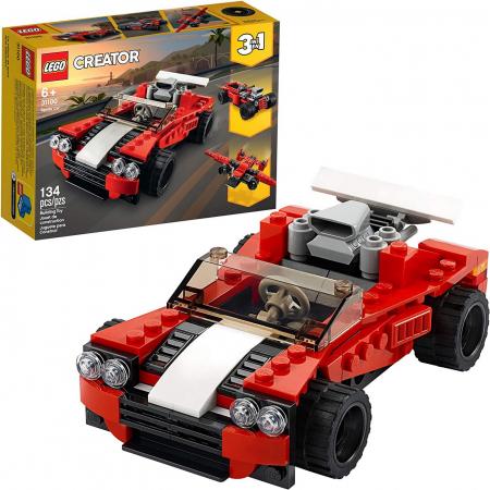 LEGO CREATOR 3IN1 MASINA SPORT 31100 [4]