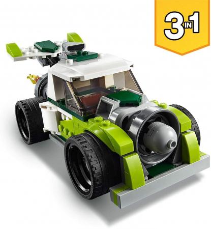 LEGO CREATOR CAMION RACHETA 31103 [3]