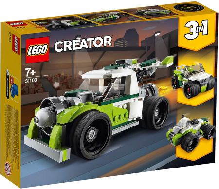 LEGO CREATOR CAMION RACHETA 31103 [0]