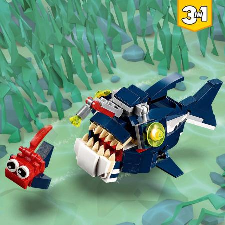 LEGO CREATOR CREATURI MARINE DIN ADANCURI 31088 [6]