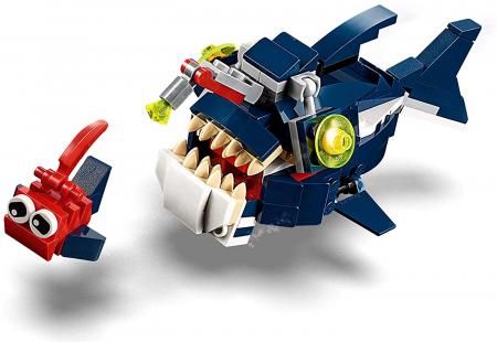 LEGO CREATOR CREATURI MARINE DIN ADANCURI 31088 [1]