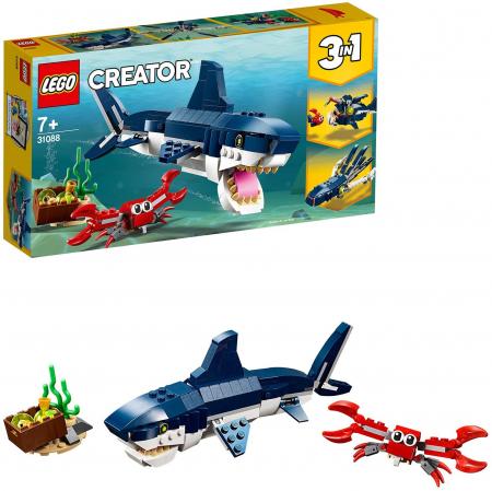 LEGO CREATOR CREATURI MARINE DIN ADANCURI 31088 [4]