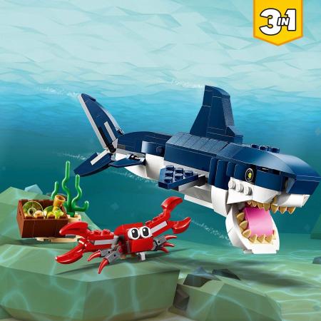 LEGO CREATOR CREATURI MARINE DIN ADANCURI 31088 [5]