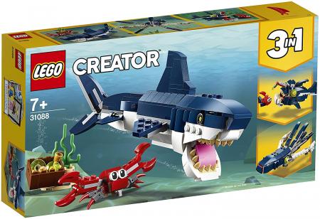 LEGO CREATOR CREATURI MARINE DIN ADANCURI 31088 [0]