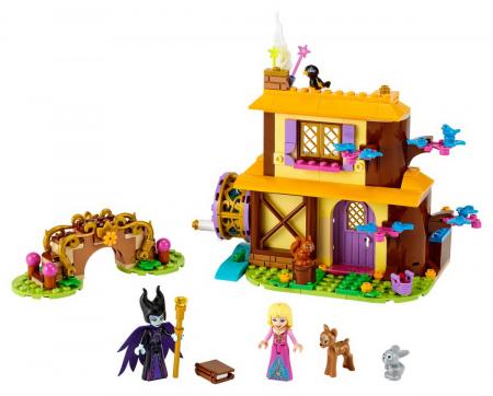 LEGO DISNEY PRINCESS  AURORA FOREST COTTAGE 43188 [1]