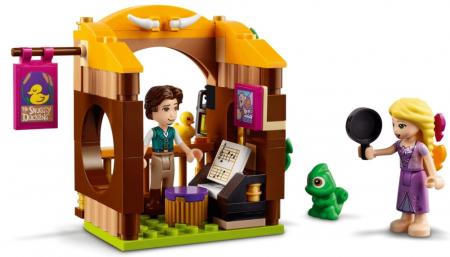 LEGO DISNEY PRINCESS  RAPUNZEl TOWER 43187 [5]