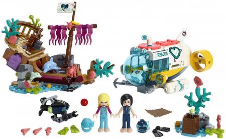 LEGO FRIENDS MISIUNEA DE SALVARE A DELFINILOR 41378 [3]