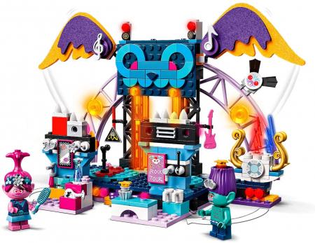 LEGO TROLLS WORLD TOUR CONCERTUL DIN ORAȘUL VOLCANO ROCK [1]