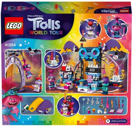 LEGO TROLLS WORLD TOUR CONCERTUL DIN ORAȘUL VOLCANO ROCK [8]