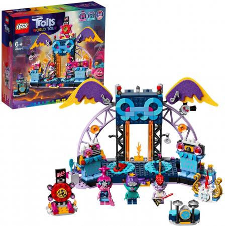LEGO TROLLS WORLD TOUR CONCERTUL DIN ORAȘUL VOLCANO ROCK [7]